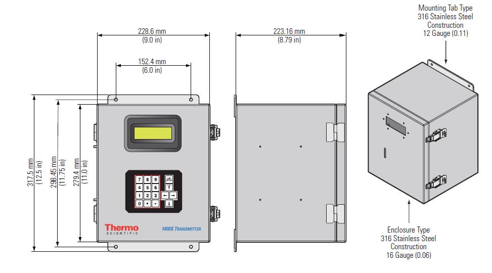Transmisor 1400S