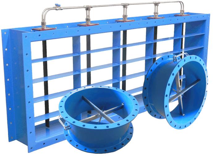 Medidores de caudal Pitot promediado DSV